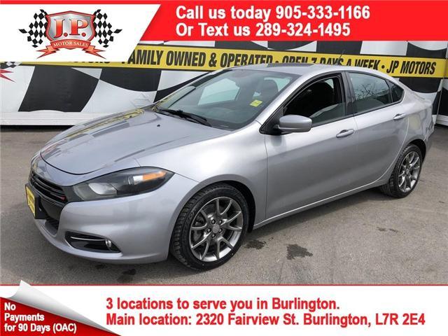 2014 Dodge Dart SXT (Stk: 46568) in Burlington - Image 1 of 22