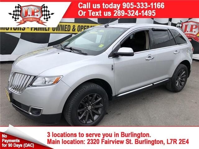2013 Lincoln MKX Base (Stk: 46583) in Burlington - Image 1 of 26