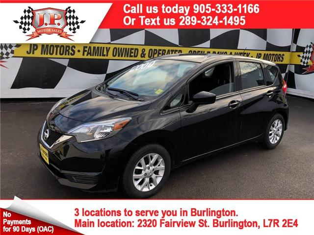 2017 Nissan Versa Note SV (Stk: 46104r) in Burlington - Image 1 of 25