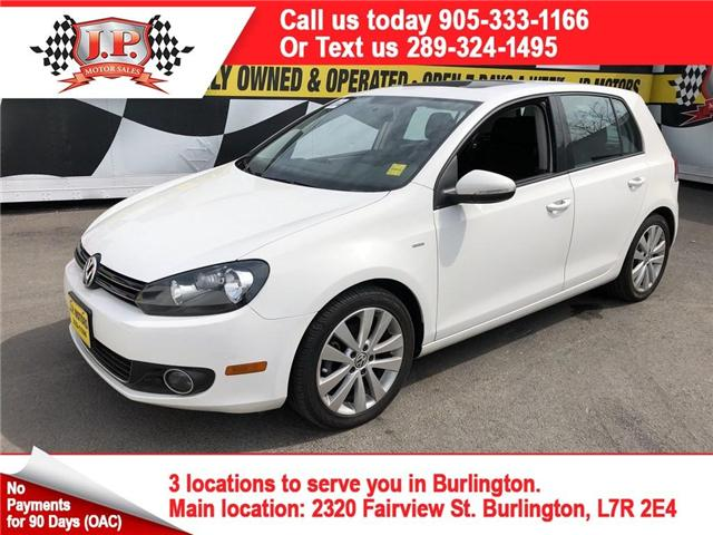 2013 Volkswagen Golf  (Stk: 46611) in Burlington - Image 1 of 16