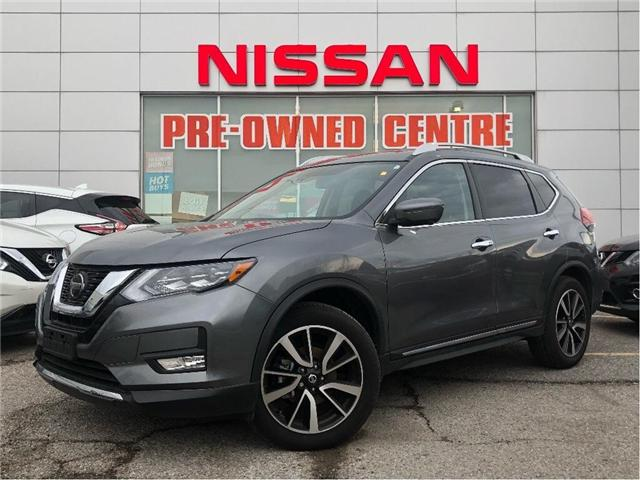 2018 Nissan Rogue SL AWD /ProPILOT Assist / NAVIGATION (Stk: M9891A) in Scarborough - Image 1 of 21