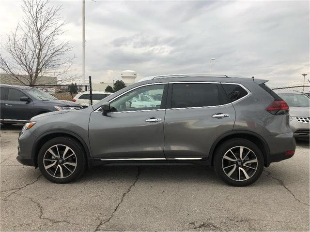 2018 Nissan Rogue SL AWD /ProPILOT Assist / NAVIGATION (Stk: M9891A) in Scarborough - Image 2 of 21
