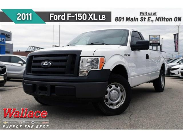 2011 Ford F-150 XL (Stk: 230695A) in Milton - Image 1 of 3