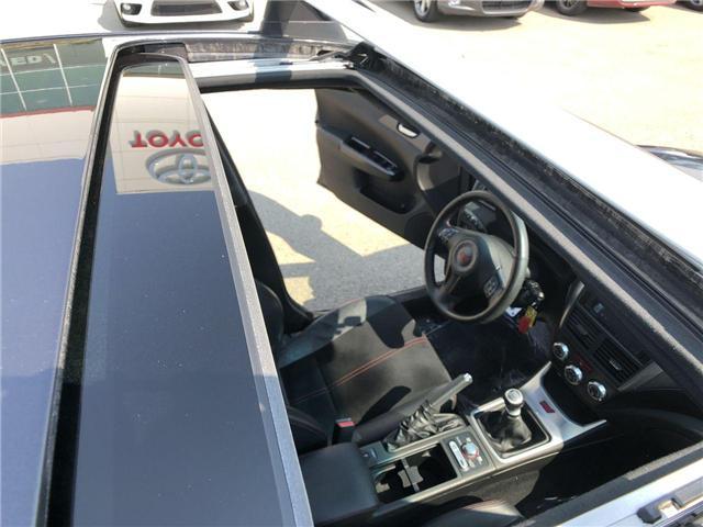 2012 Subaru WRX STI  (Stk: 284169A) in Calgary - Image 16 of 18