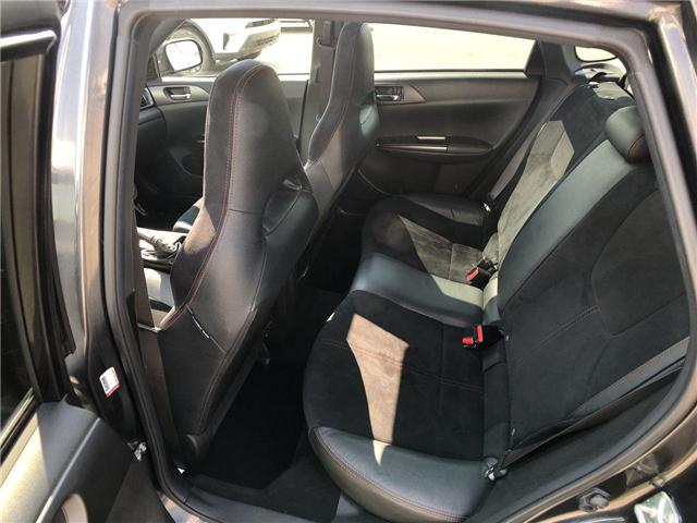 2012 Subaru WRX STI  (Stk: 284169A) in Calgary - Image 17 of 18