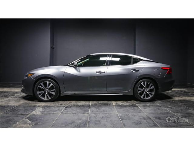 2016 Nissan Maxima Platinum (Stk: CT19-184) in Kingston - Image 1 of 36
