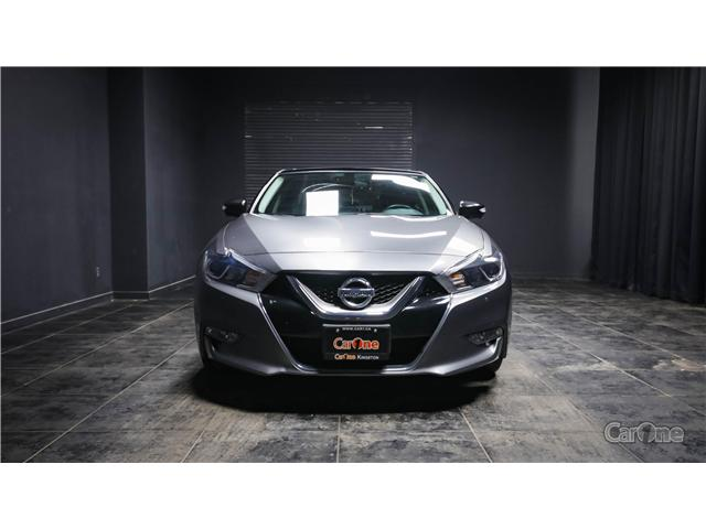 2016 Nissan Maxima Platinum (Stk: CT19-184) in Kingston - Image 2 of 36