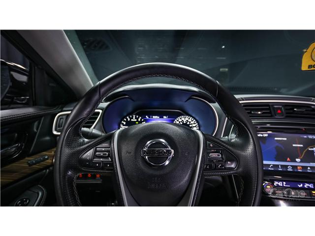 2016 Nissan Maxima Platinum (Stk: CT19-184) in Kingston - Image 20 of 36