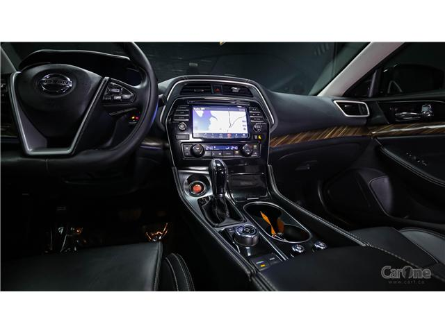 2016 Nissan Maxima Platinum (Stk: CT19-184) in Kingston - Image 22 of 36