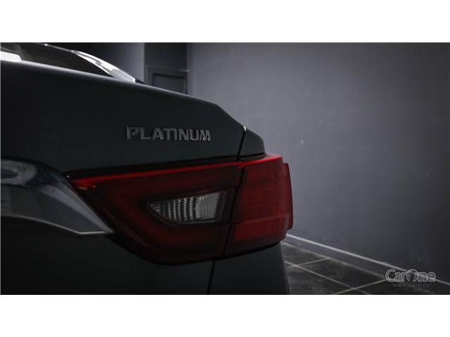 2016 Nissan Maxima Platinum (Stk: CT19-184) in Kingston - Image 32 of 36
