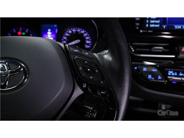 2018 Toyota C-HR XLE (Stk: 19-123A) in Kingston - Image 16 of 32