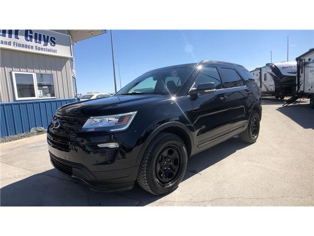2018 Ford Explorer XLT (Stk: I7379) in Winnipeg - Image 1 of 30