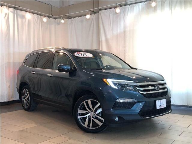 2018 Honda Pilot Touring AWD | Navigation | Leather | Sunroof (Stk: 38836) in Toronto - Image 1 of 20