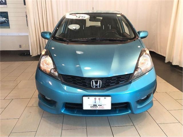 2014 Honda Fit Sport (Stk: 38771) in Toronto - Image 2 of 26