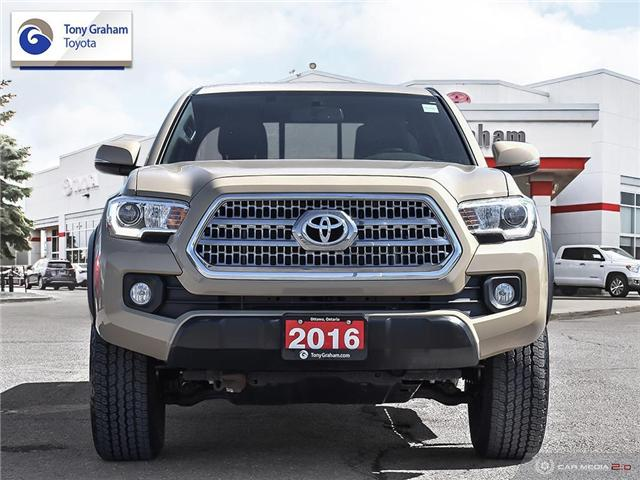 2016 Toyota Tacoma TRD Off Road (Stk: 57694B) in Ottawa - Image 2 of 26
