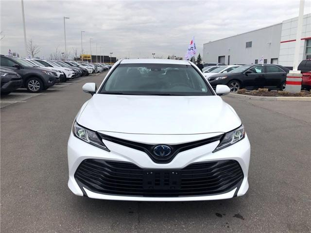 2018 Toyota Camry Hybrid LE (Stk: 72260) in Mississauga - Image 2 of 21