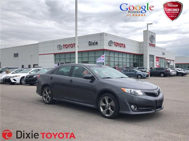 2014 Toyota Camry SE (Stk: D191088A) in Mississauga - Image 1 of 19