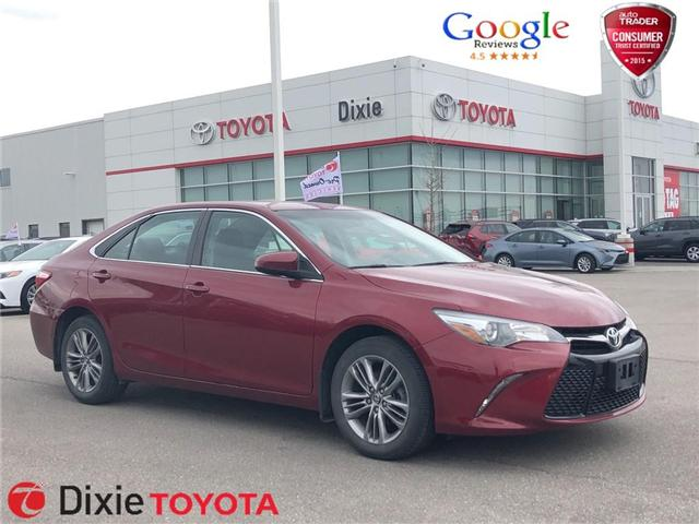 2015 Toyota Camry  (Stk: D191107A) in Mississauga - Image 1 of 18