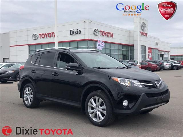 2015 Toyota RAV4  (Stk: D191234A) in Mississauga - Image 1 of 25