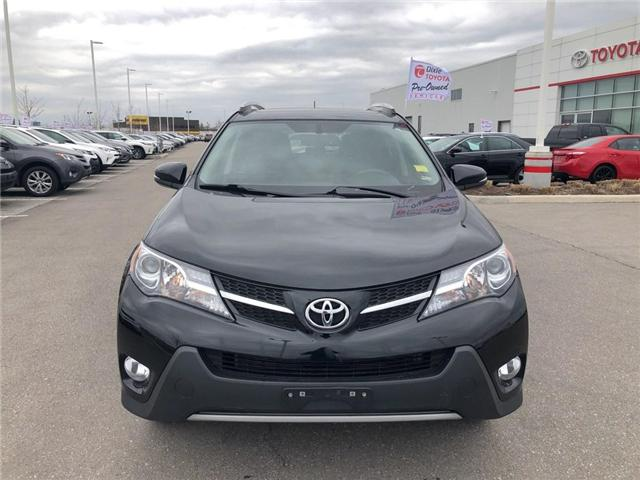 2015 Toyota RAV4  (Stk: D191234A) in Mississauga - Image 2 of 25