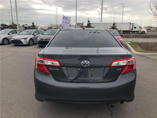 2012 Toyota Camry  (Stk: D190776B) in Mississauga - Image 6 of 17