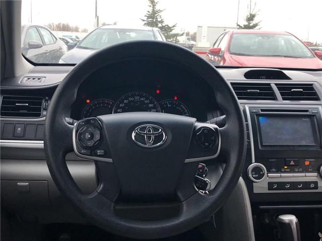 2012 Toyota Camry  (Stk: D190776B) in Mississauga - Image 16 of 17