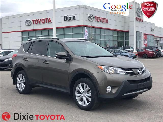 2015 Toyota RAV4  (Stk: D190947A) in Mississauga - Image 1 of 24