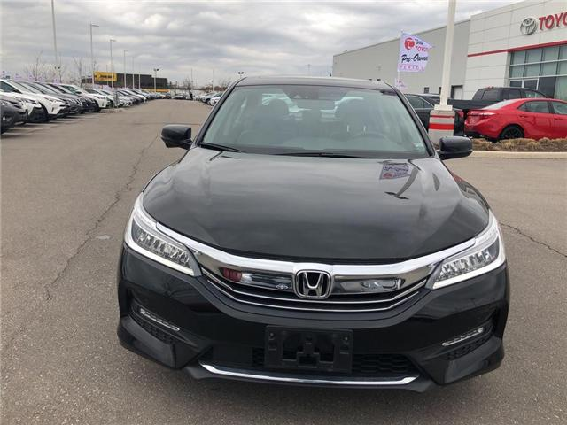 2016 Honda Accord Touring (Stk: D191036A) in Mississauga - Image 2 of 22