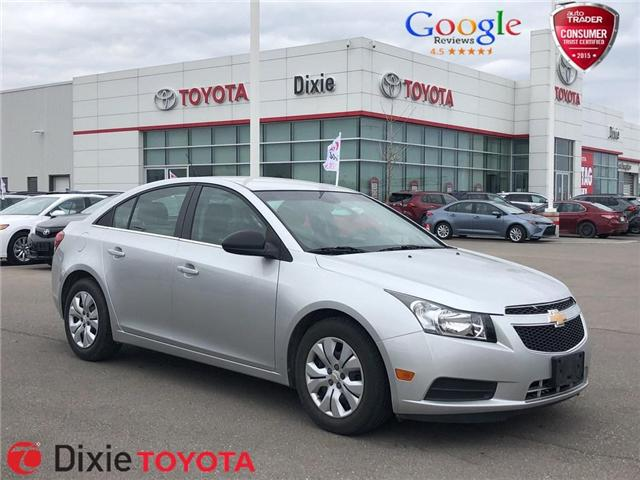 2012 Chevrolet Cruze LS (Stk: D190954A) in Mississauga - Image 1 of 16