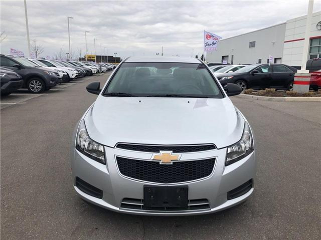 2012 Chevrolet Cruze LS (Stk: D190954A) in Mississauga - Image 2 of 16