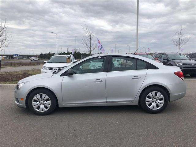 2012 Chevrolet Cruze LS (Stk: D190954A) in Mississauga - Image 4 of 16