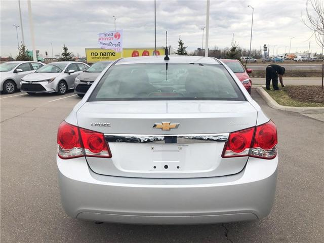 2012 Chevrolet Cruze LS (Stk: D190954A) in Mississauga - Image 6 of 16