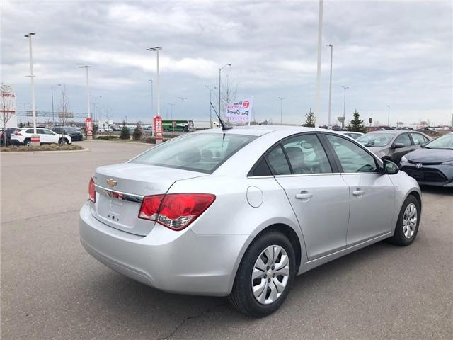 2012 Chevrolet Cruze LS (Stk: D190954A) in Mississauga - Image 7 of 16