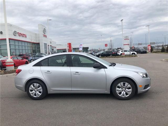 2012 Chevrolet Cruze LS (Stk: D190954A) in Mississauga - Image 8 of 16