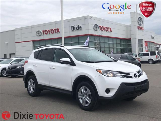 2015 Toyota RAV4 LE (Stk: D181419A) in Mississauga - Image 1 of 20
