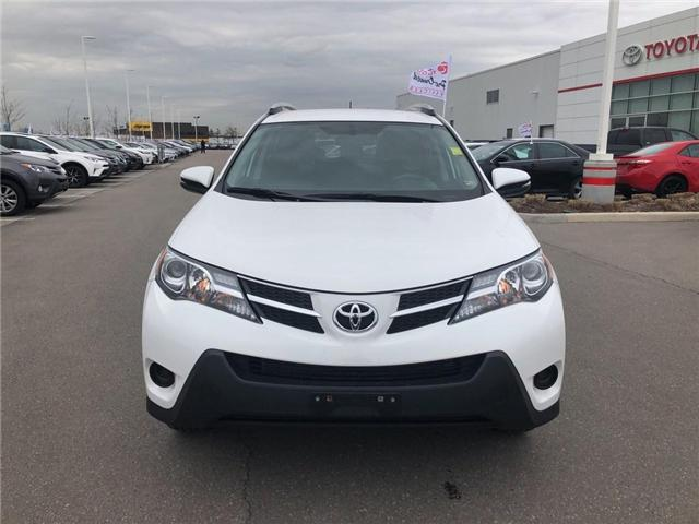 2015 Toyota RAV4 LE (Stk: D181419A) in Mississauga - Image 2 of 20