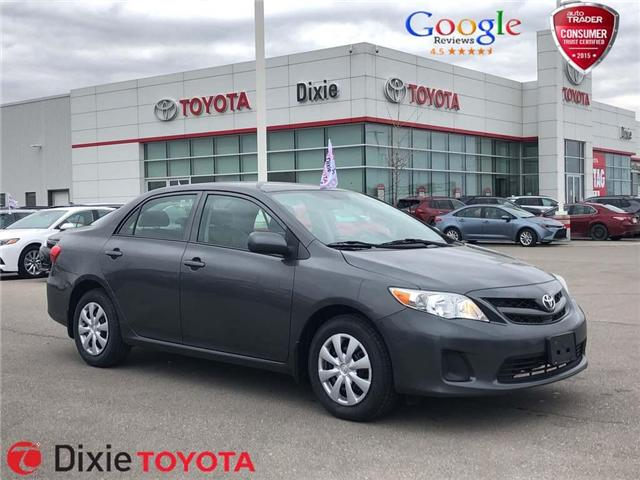2012 Toyota Corolla  (Stk: 72258A) in Mississauga - Image 1 of 19