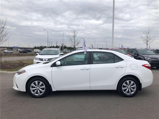 2014 Toyota Corolla LE (Stk: 72266) in Mississauga - Image 4 of 19
