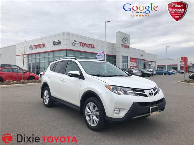 2015 Toyota RAV4 Limited (Stk: 72265) in Mississauga - Image 1 of 23