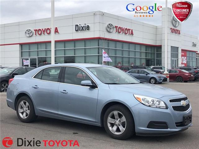 2013 Chevrolet Malibu 1LT (Stk: D191217A) in Mississauga - Image 1 of 19