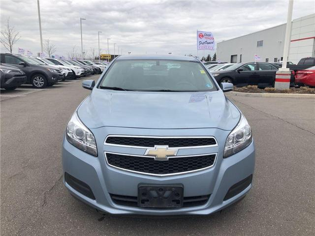2013 Chevrolet Malibu 1LT (Stk: D191217A) in Mississauga - Image 2 of 19