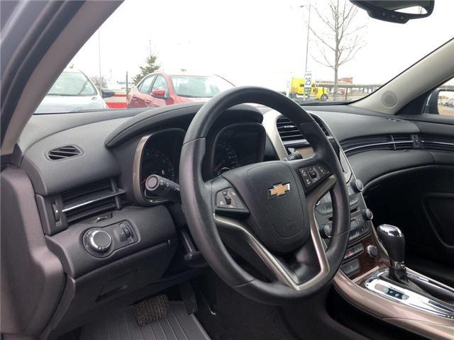 2013 Chevrolet Malibu 1LT (Stk: D191217A) in Mississauga - Image 11 of 19