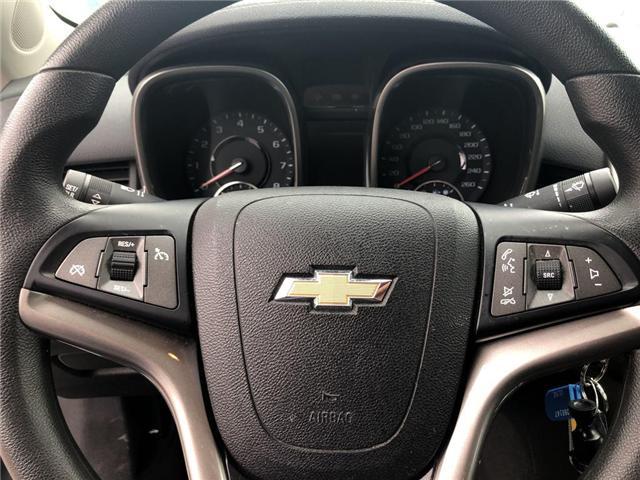 2013 Chevrolet Malibu 1LT (Stk: D191217A) in Mississauga - Image 12 of 19