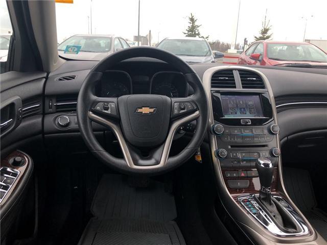 2013 Chevrolet Malibu 1LT (Stk: D191217A) in Mississauga - Image 16 of 19