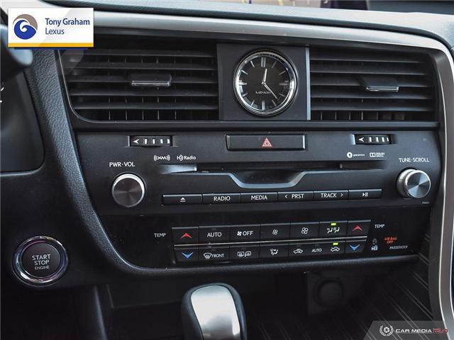 2016 Lexus RX 350 Base (Stk: Y3384) in Ottawa - Image 20 of 30