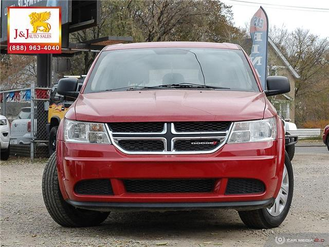 2015 Dodge Journey CVP/SE Plus (Stk: J18128-1) in Brandon - Image 2 of 27