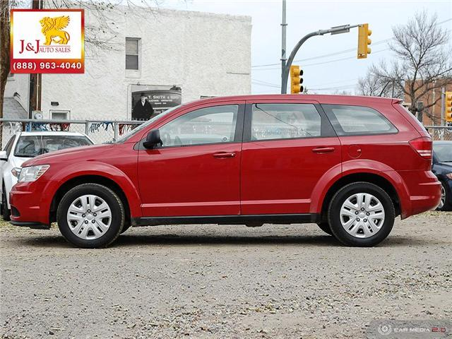 2015 Dodge Journey CVP/SE Plus (Stk: J18128-1) in Brandon - Image 3 of 27