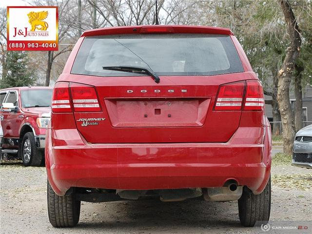 2015 Dodge Journey CVP/SE Plus (Stk: J18128-1) in Brandon - Image 5 of 27