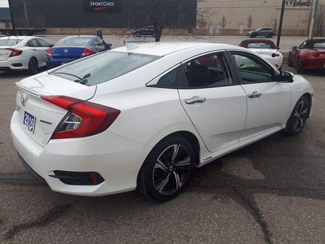 2016 Honda Civic Touring (Stk: A9500A) in Milton - Image 3 of 11