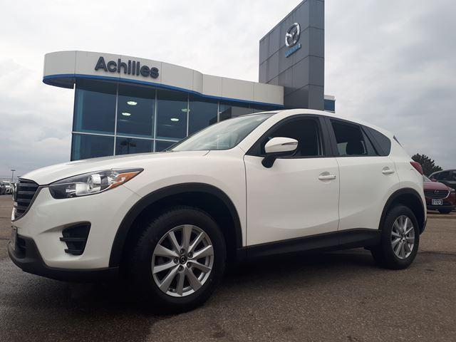 2016 Mazda CX-5 GX (Stk: P5908) in Milton - Image 1 of 11